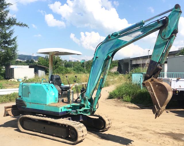 コベルコ SK032 建設機械
