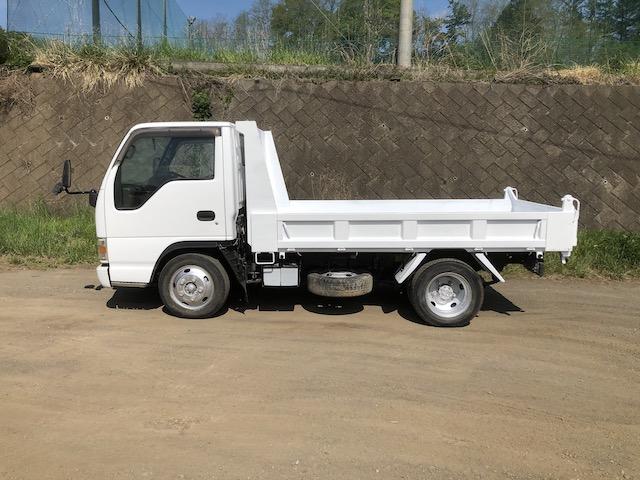 車 トラック NKR81E いすゞ エルフ 2トン ダンプ
