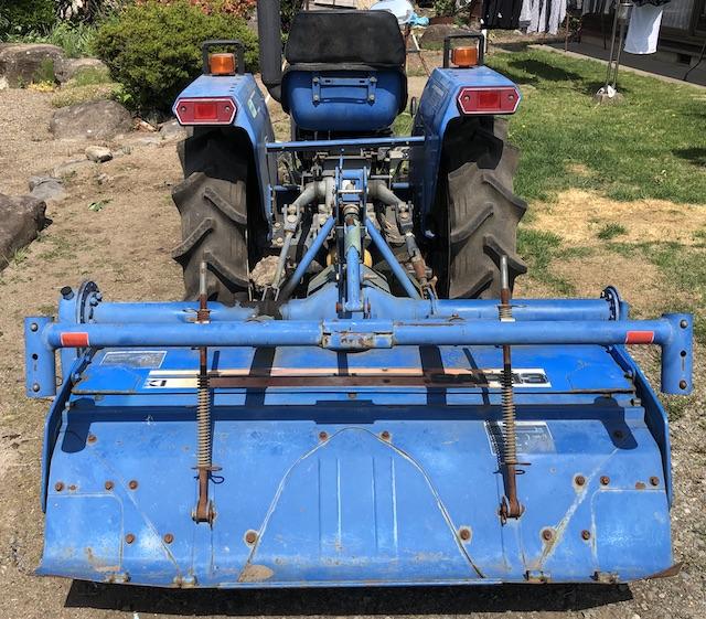 イセキ トラクター TU1700 農機具