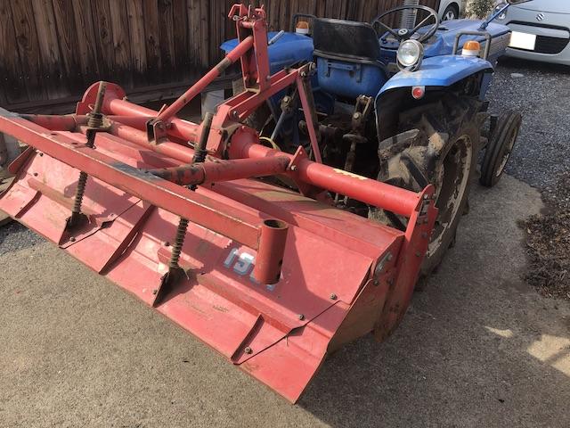 イセキ トラクター TS2210 農機具