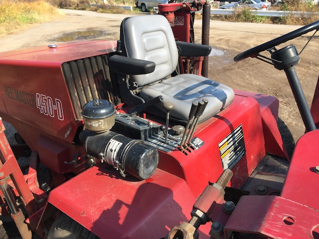 TORO リアルマスター 450D 芝刈り機