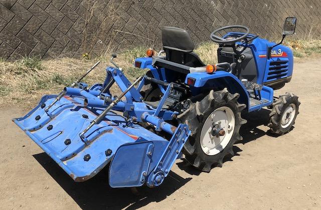 イセキ SIAL3 13馬力 トラクター 農機具